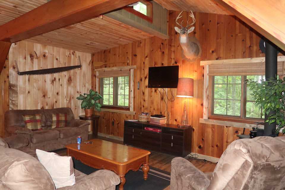 Select A Cabin